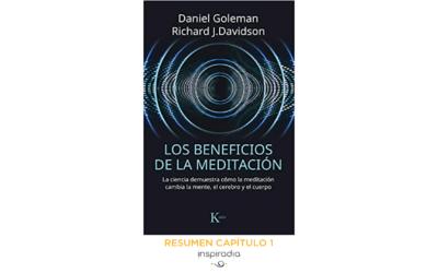 Los Beneficios de la Meditación – Resumen Libro – Capítulo 01